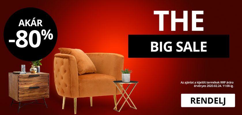 The Big Sale