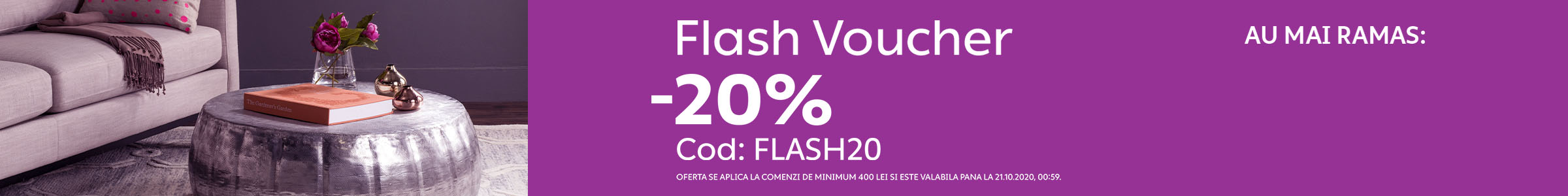 Flash Voucher