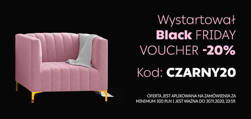 Black Friday Voucher