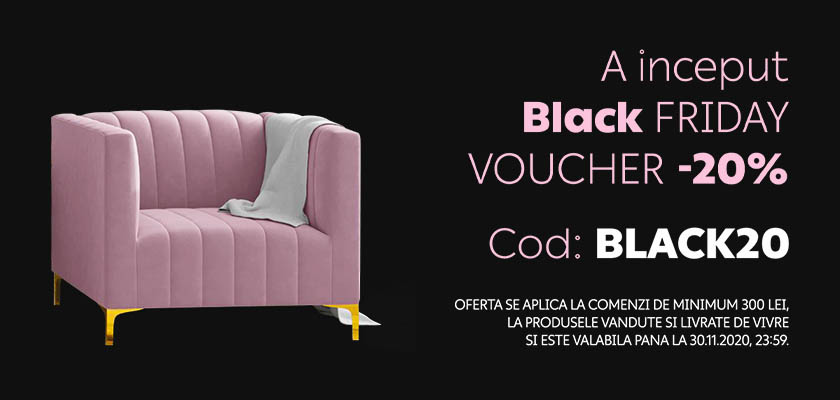 Black Friday Voucher