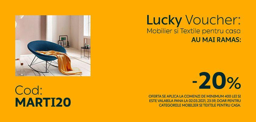 Lucky Voucher