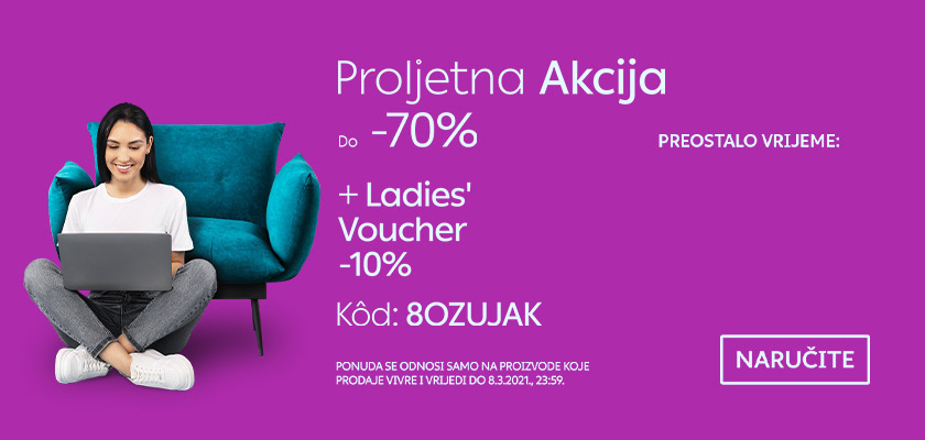 Spring Ladies' Voucher