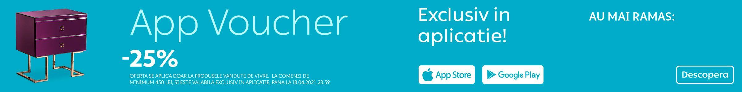 App Voucher Web