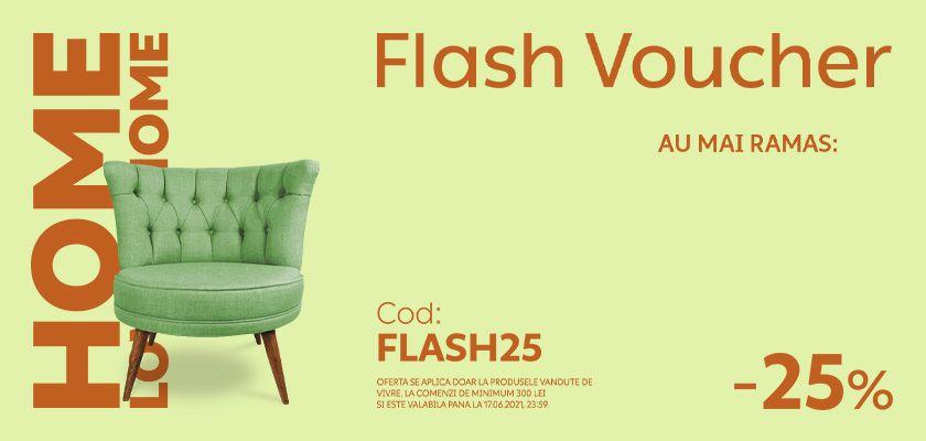 Flash Voucher