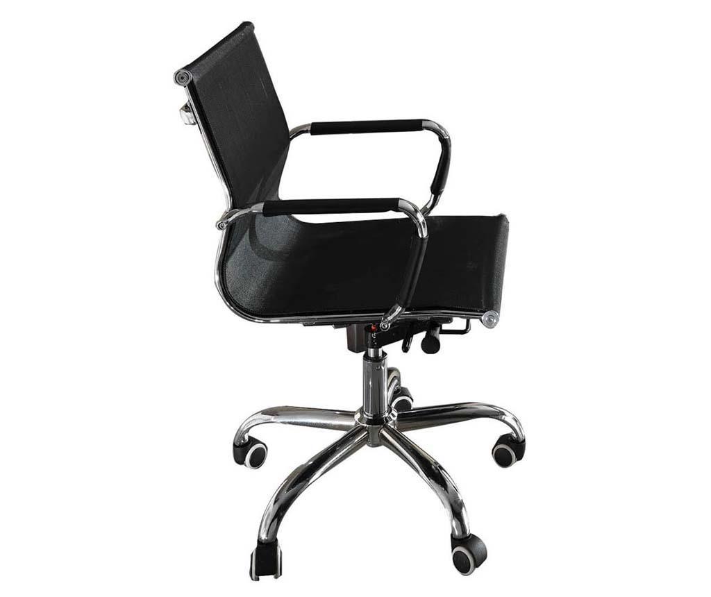 Web Net Black Irodai szék