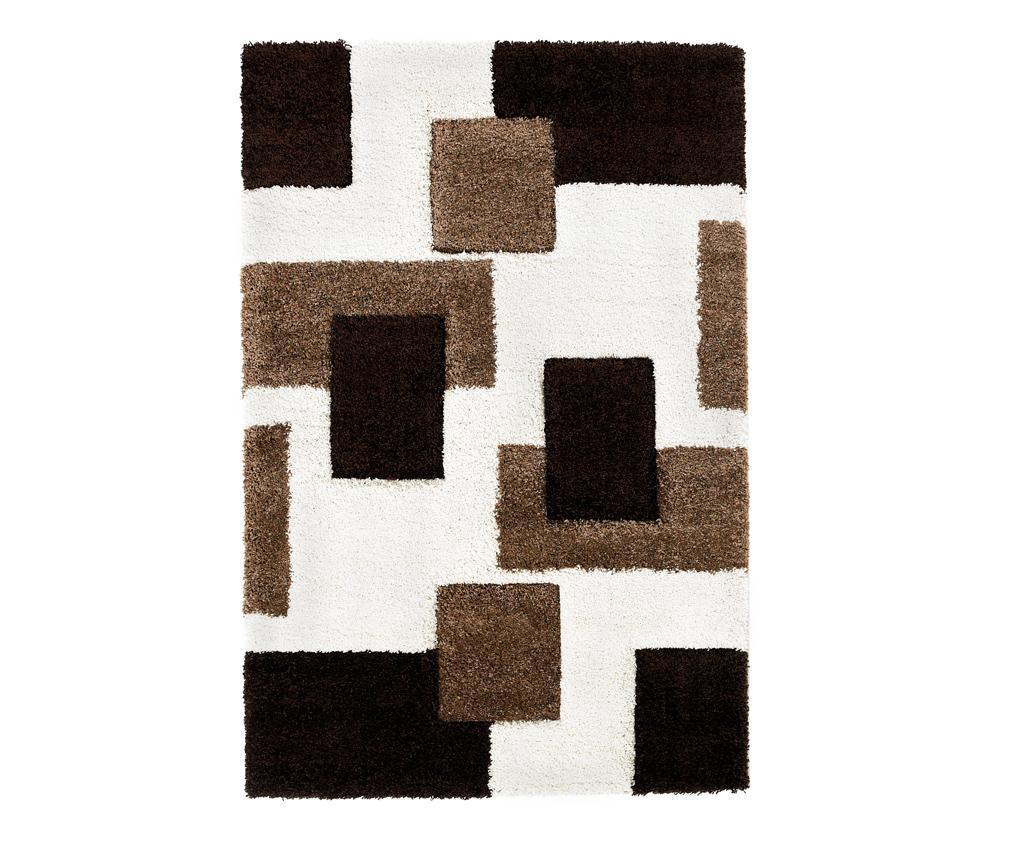 Preproga Fashion Ivory Brown 160x220 cm