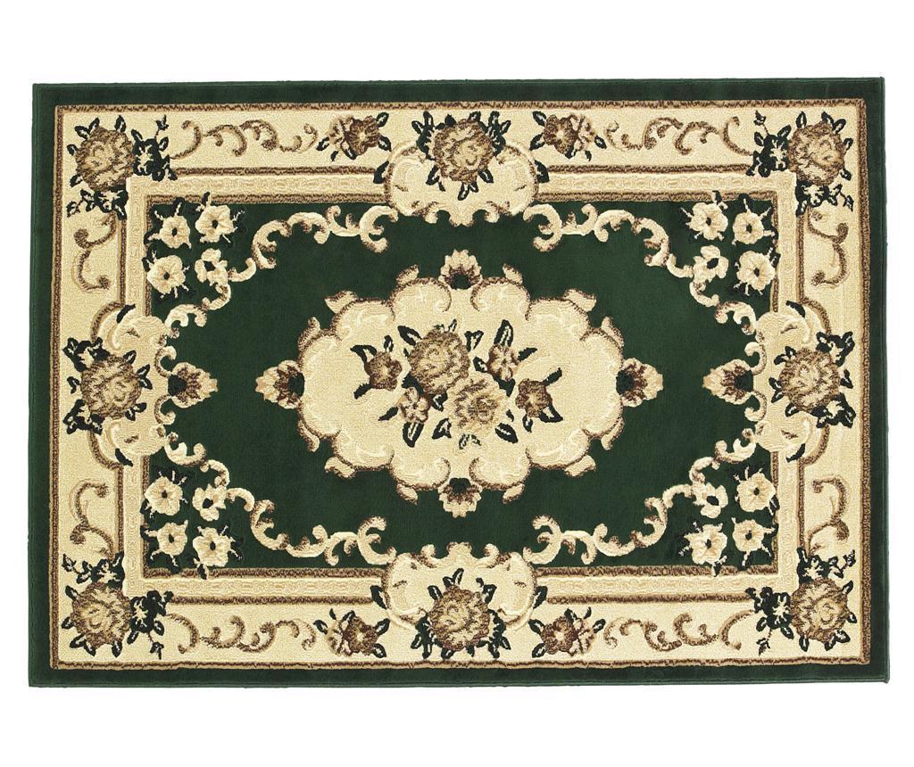 Covor Marrakesh Dark Green 160x220 cm