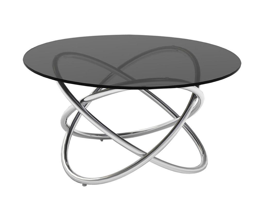 Round Smoke Dohányzóasztal