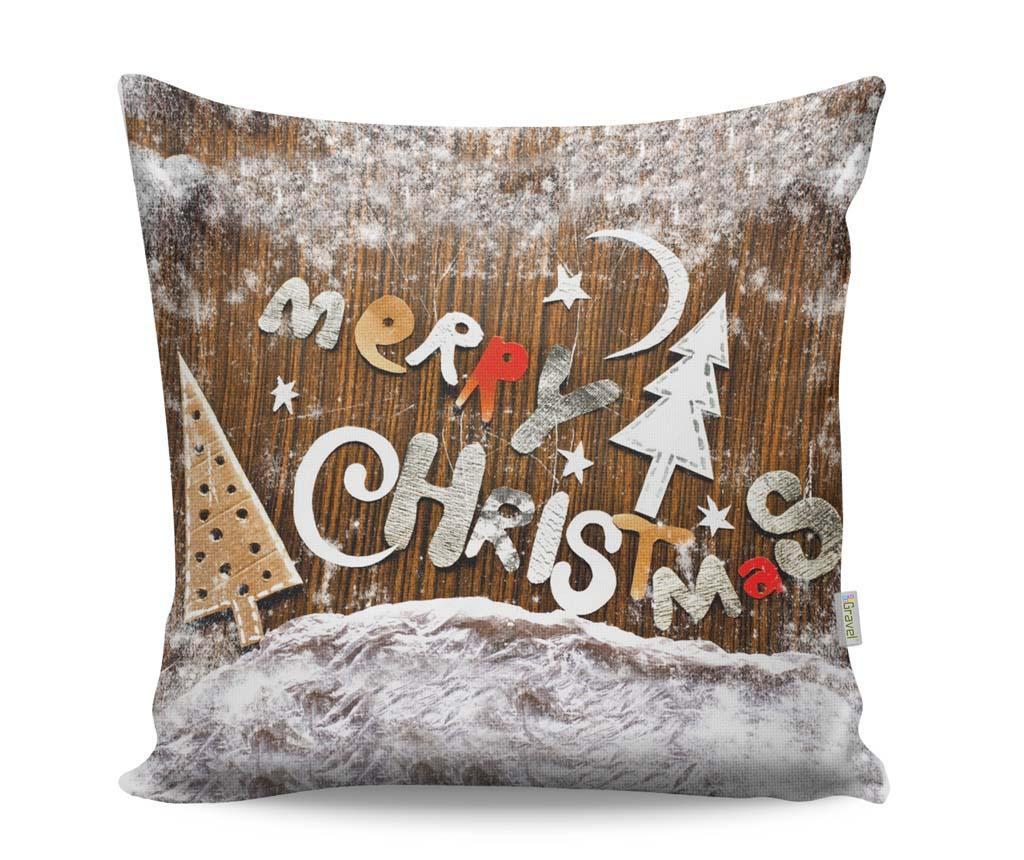 Okrasna blazina Cute Christmas 43x43 cm