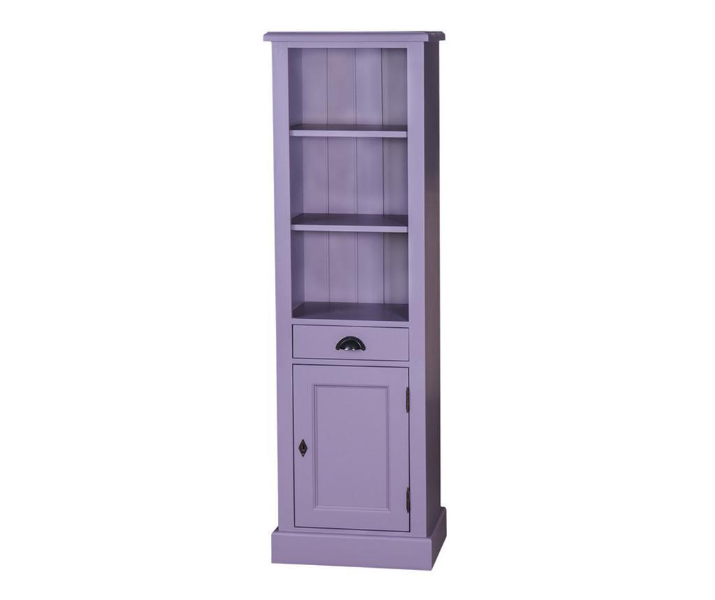 Knjižni regal Tall Tower Purple