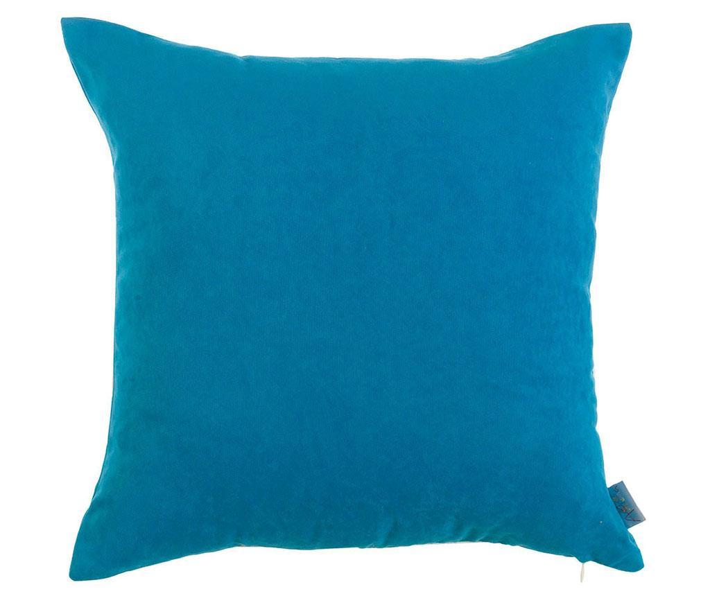 Fata de perna Plain Blue 43x43 cm