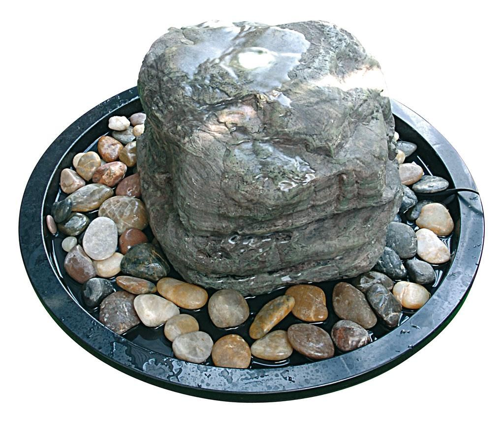 Светеща декорация за фонтан Great Outdoor