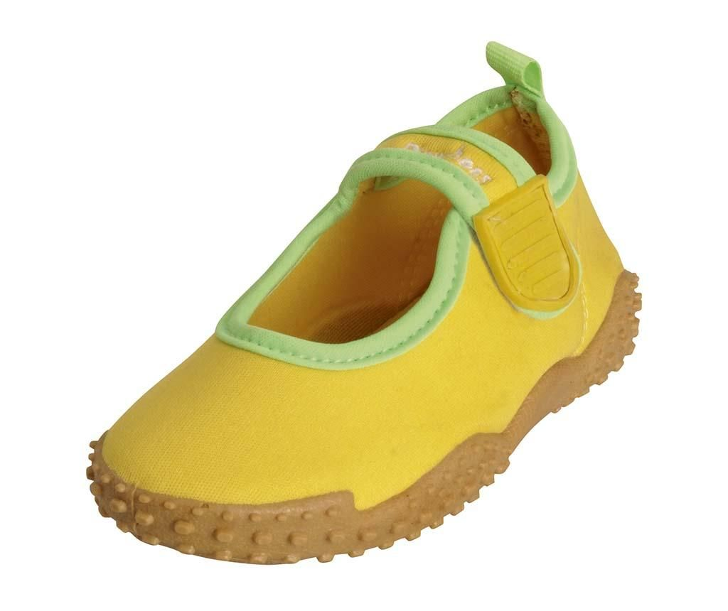 Pantofi sporturi acvatice copii Aqua Classic Yellow 28-29