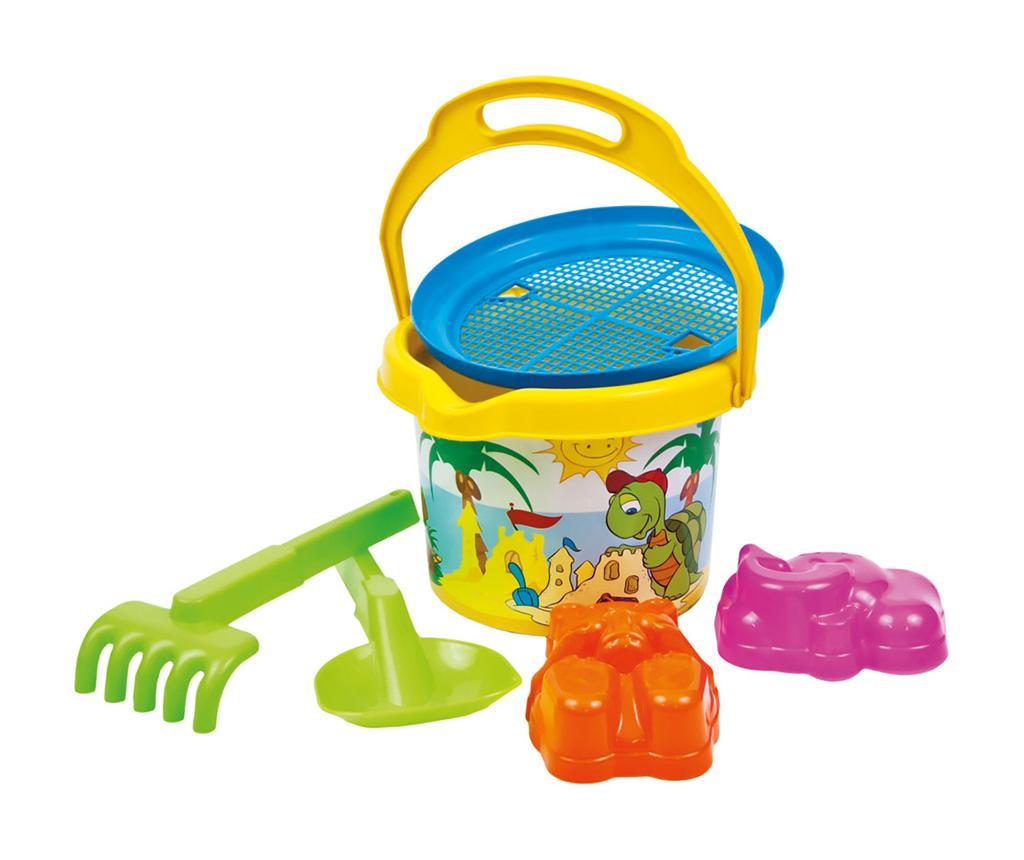 Set igračaka za pijesak Turtle
