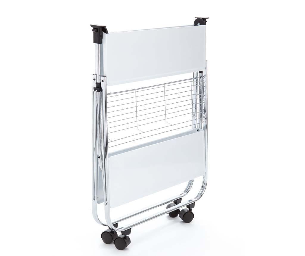 Składany wózek do serwowania Kit