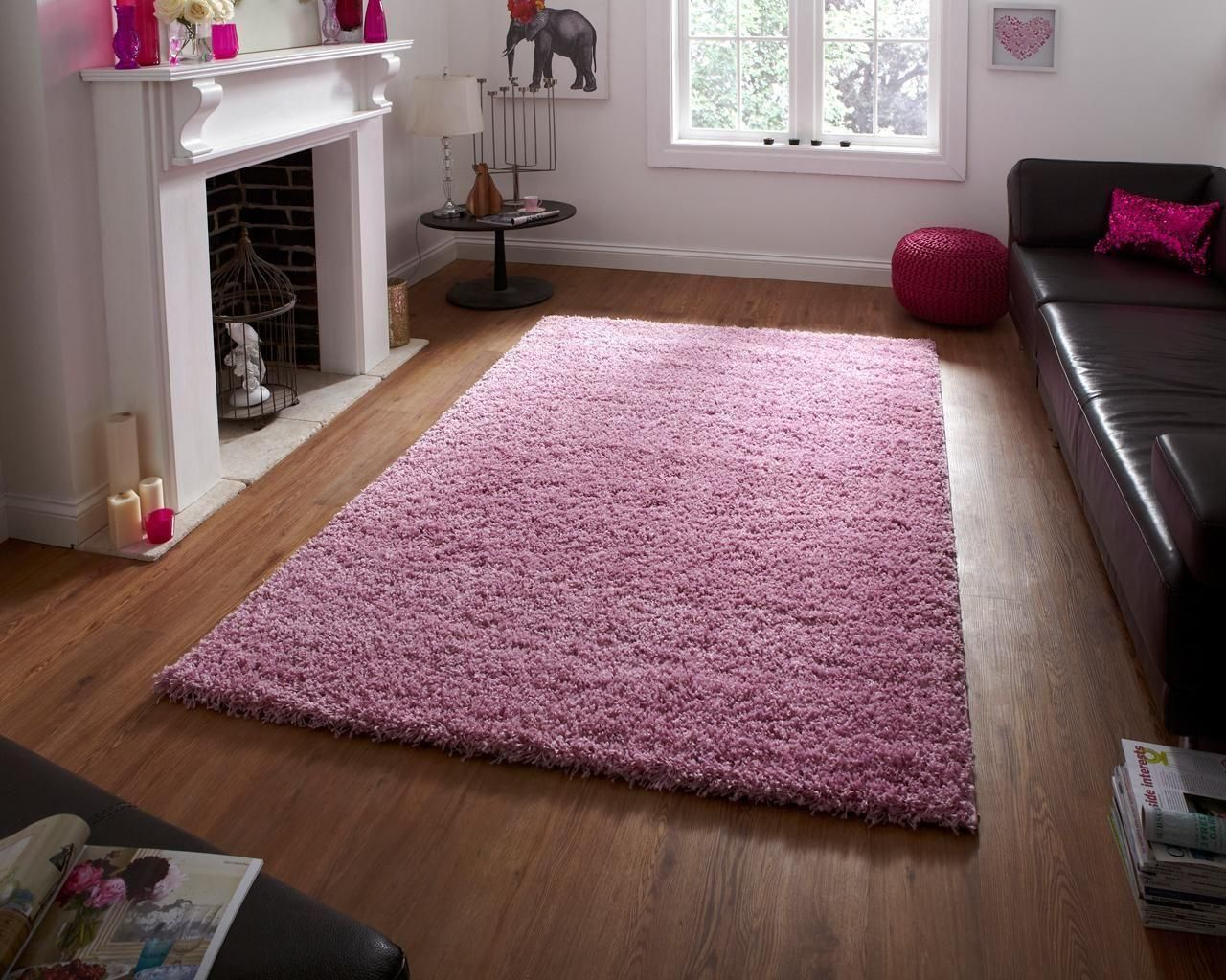 Covor Vista Pink 200x290 cm