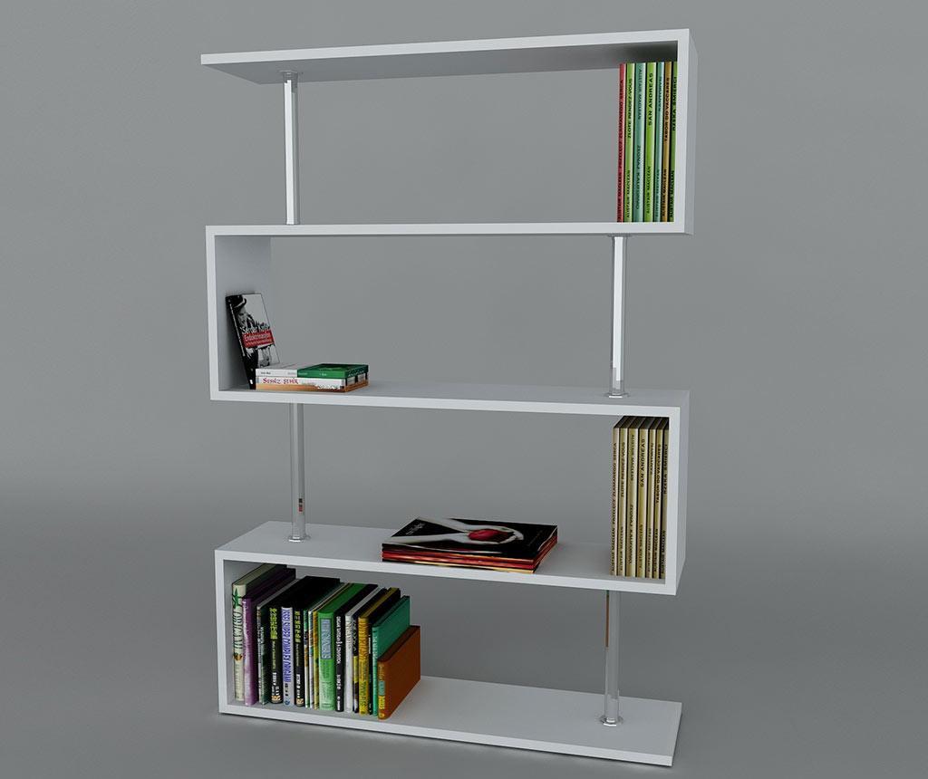 Knjižni regal Quoridor White