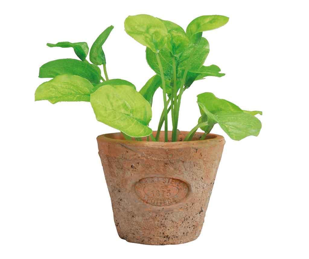 Planta artificiala in ghiveci Basil