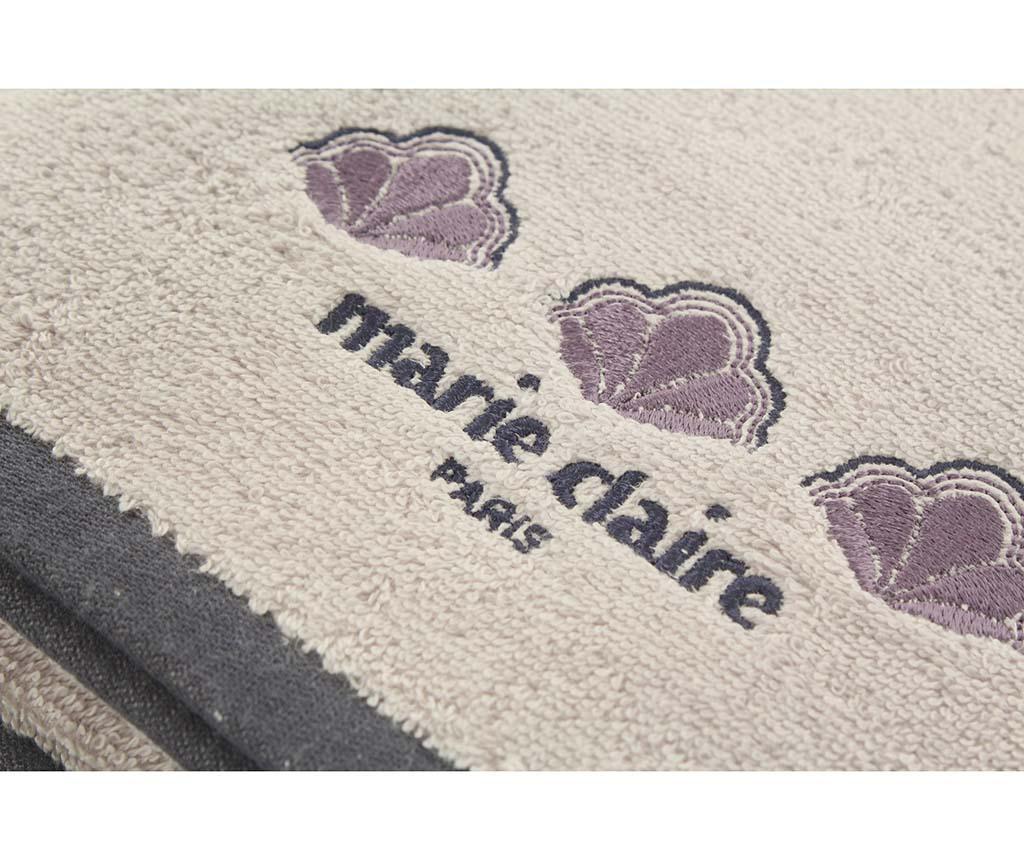 Prosop de baie Marie Claire Lilac 70x140 cm