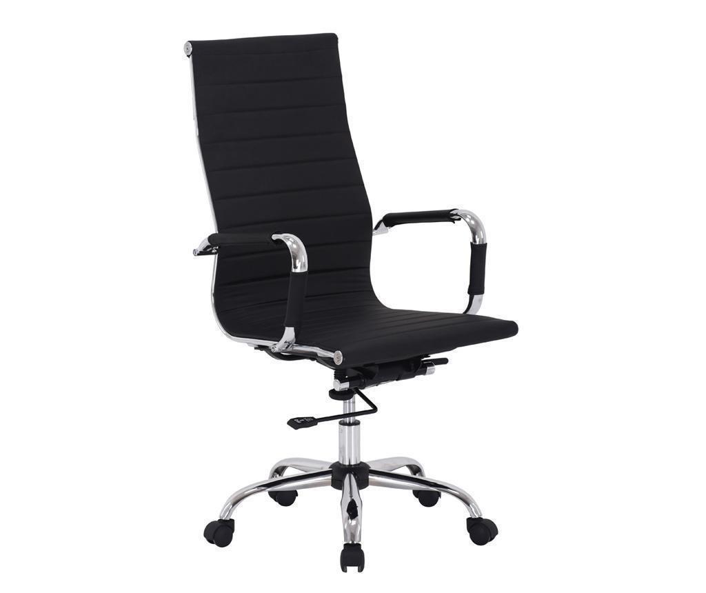 Delilah Black Irodai szék