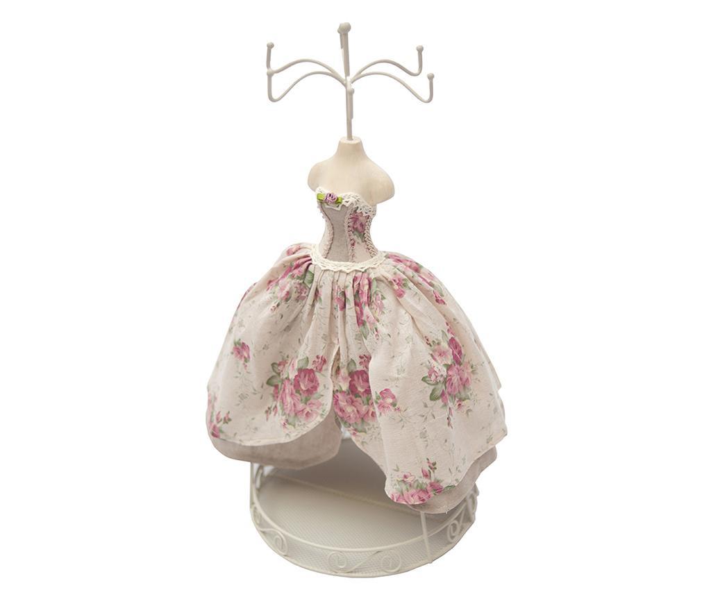 Držalo za nakit Pink Dress