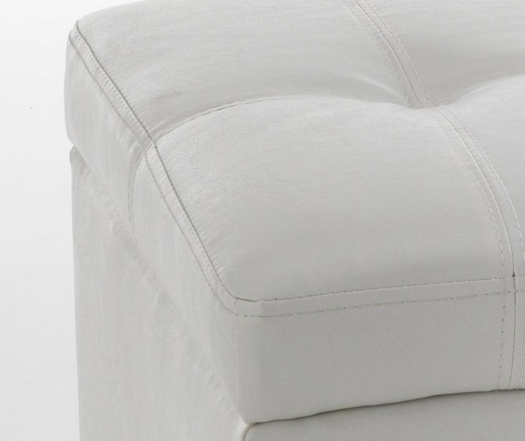 Lavička Nice White