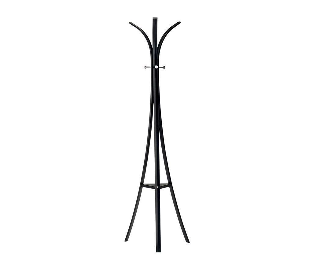 Obešalnik za plašče Eiffel Black