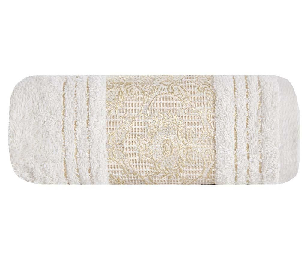 Kopalniška brisača Cairo Cream 70x140 cm