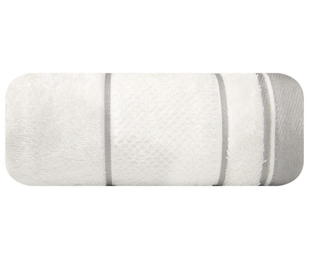 Kopalniška brisača Moris Cream 50x90 cm