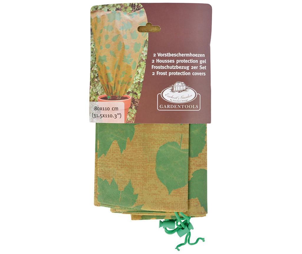 Set 2 protectii anti-inghet pentru plante Frost
