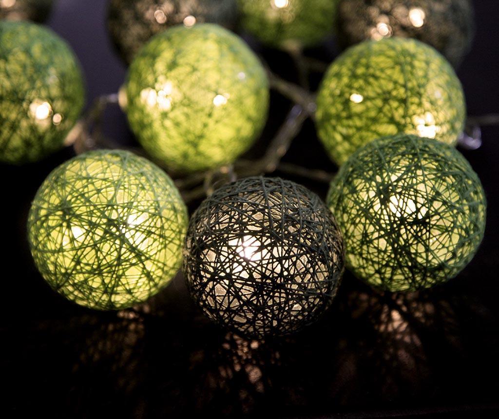 Ghirlanda luminoasa Jolly Green