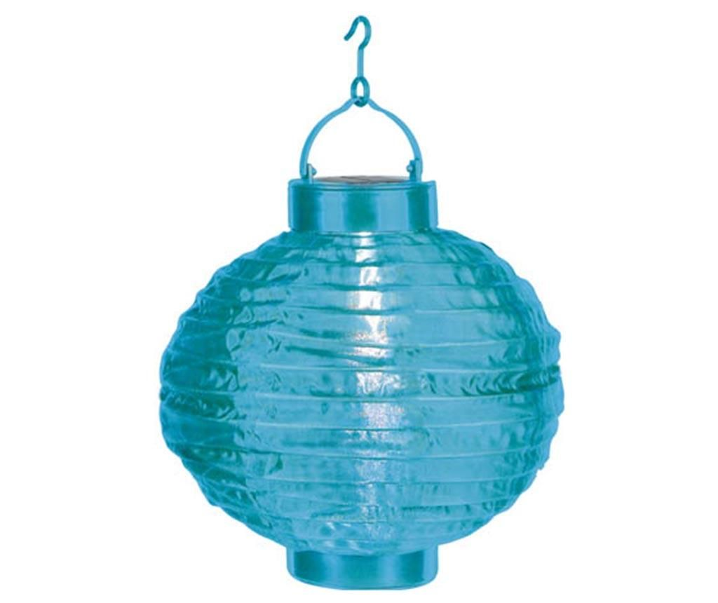 Solarni fenjer Pan Blue