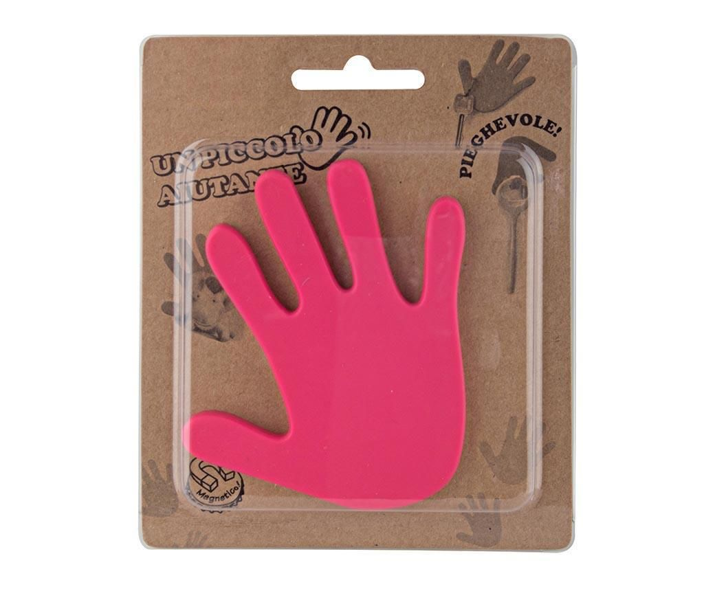 Suport magnetic pentru accesorii Hand Fuchsia