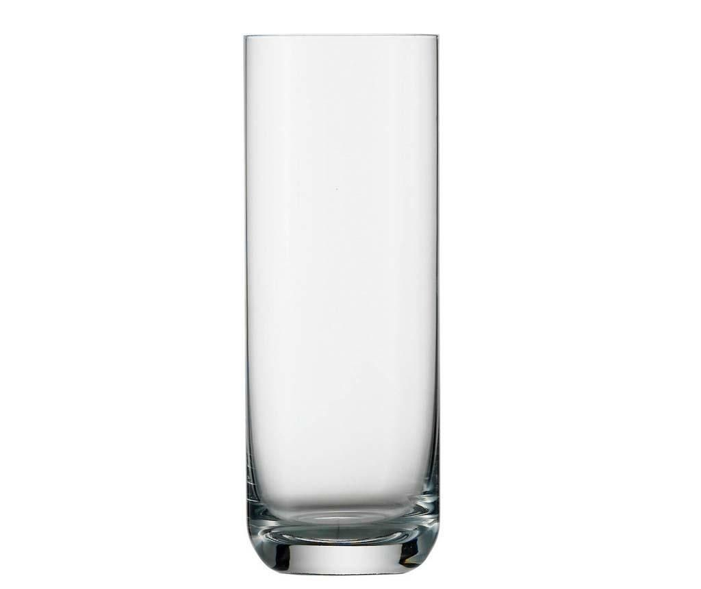 Set 4 čaše Clara Tall 420 ml