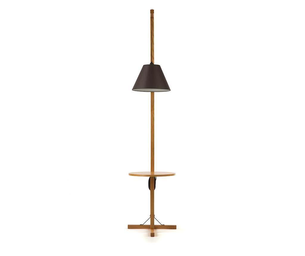 Samostojeća svjetiljka sa stolićem Ferdinand Black