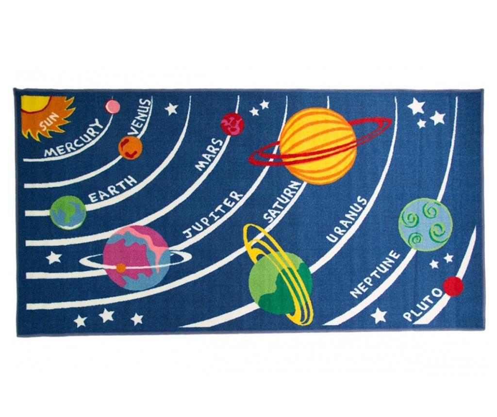 Tepih Planets 100x190 cm