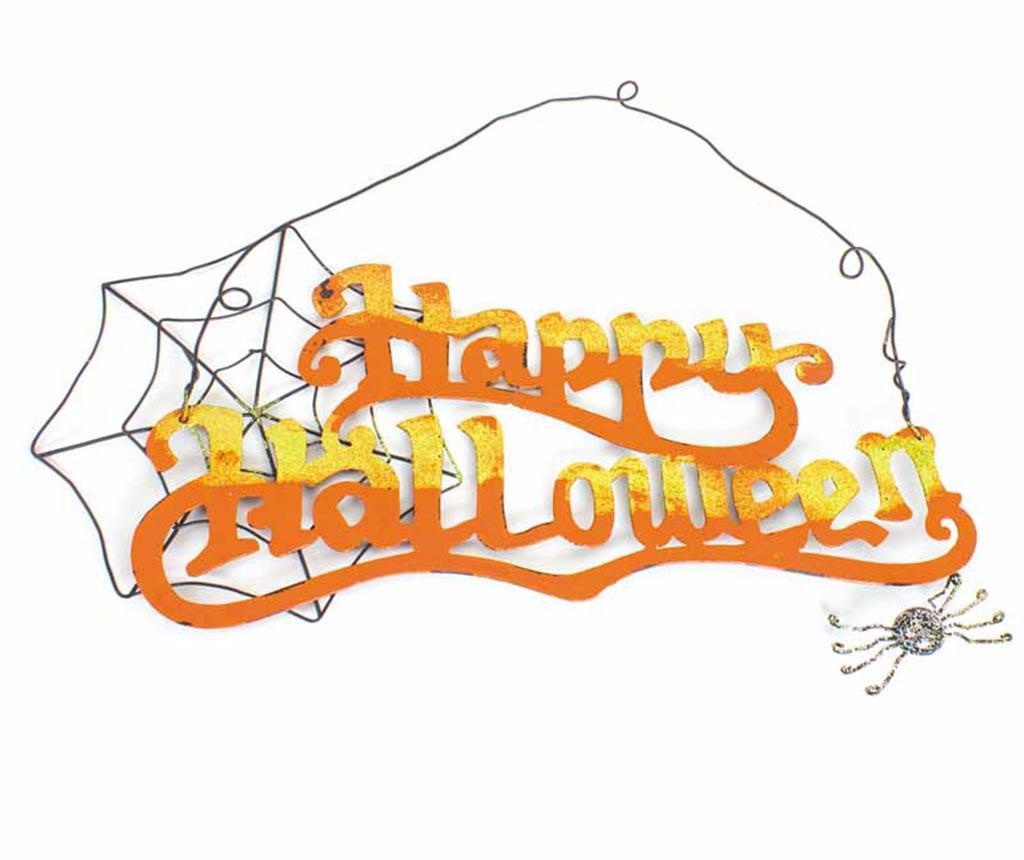 Decoratiune de perete Happy Halloween