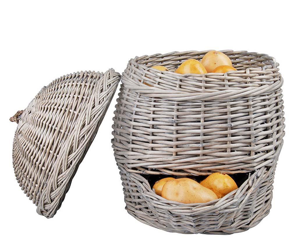 Cos cu capac Potato