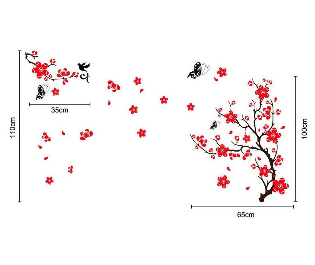Blossom Flower Matrica