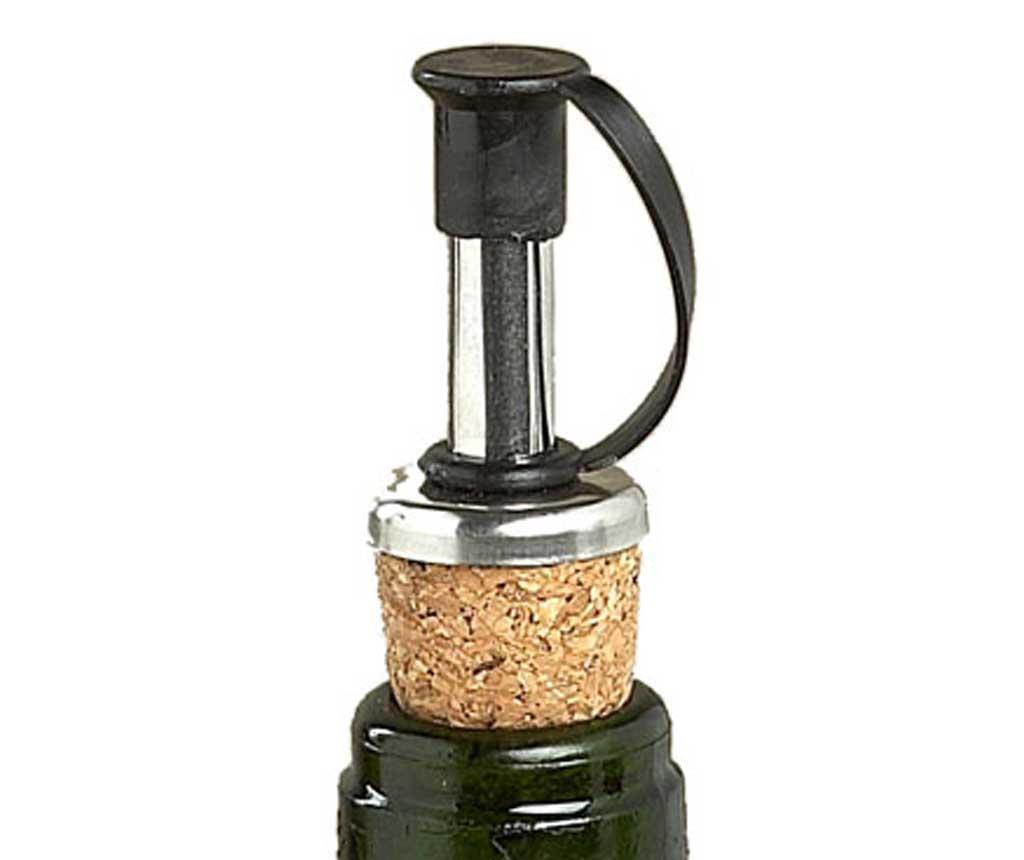 Sada 2 zátky s nálievkou Oil & Vinegar