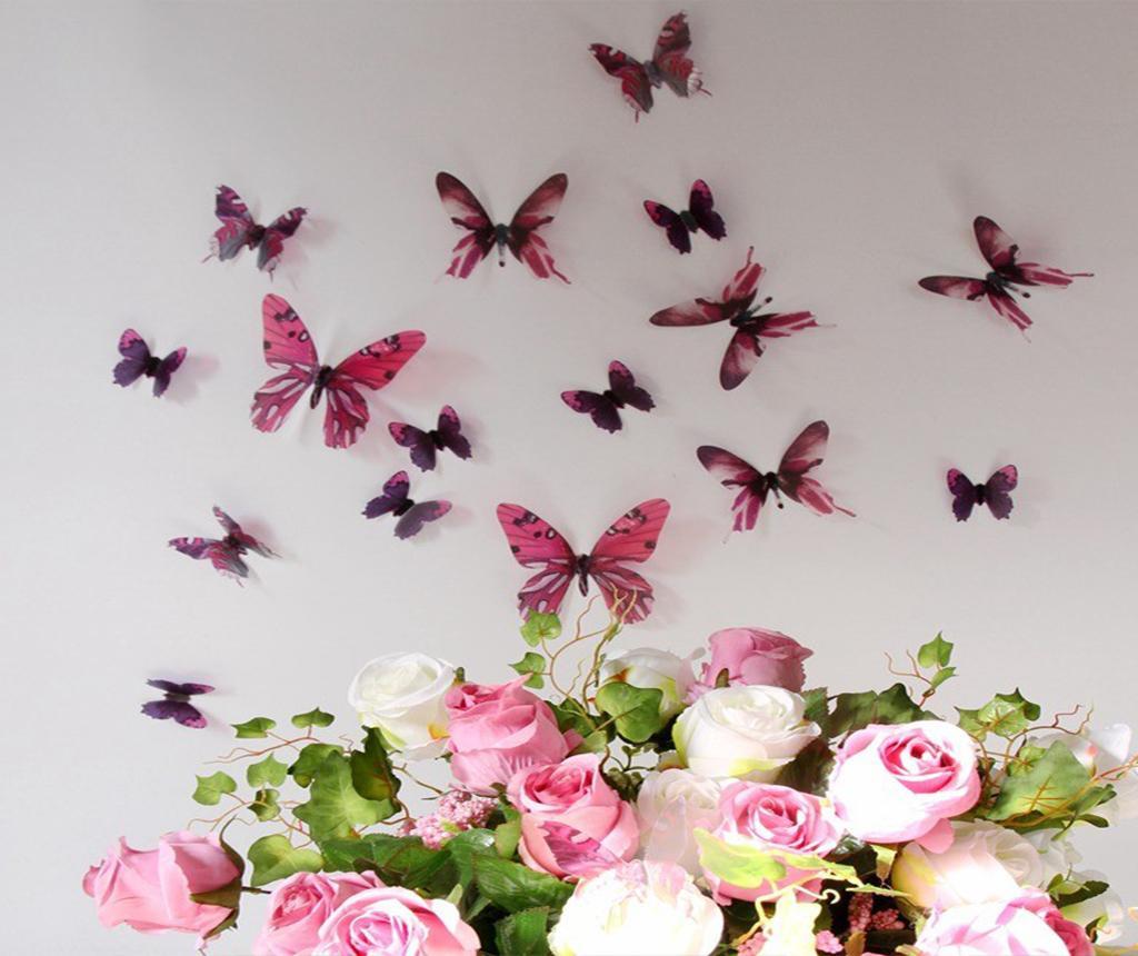 Streak Butterfly Rose Matrica