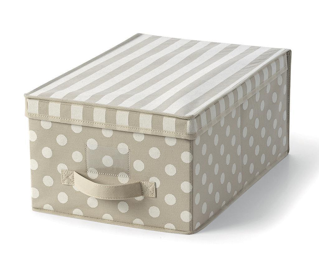 Kutija za spremanje s poklopcem Trend S