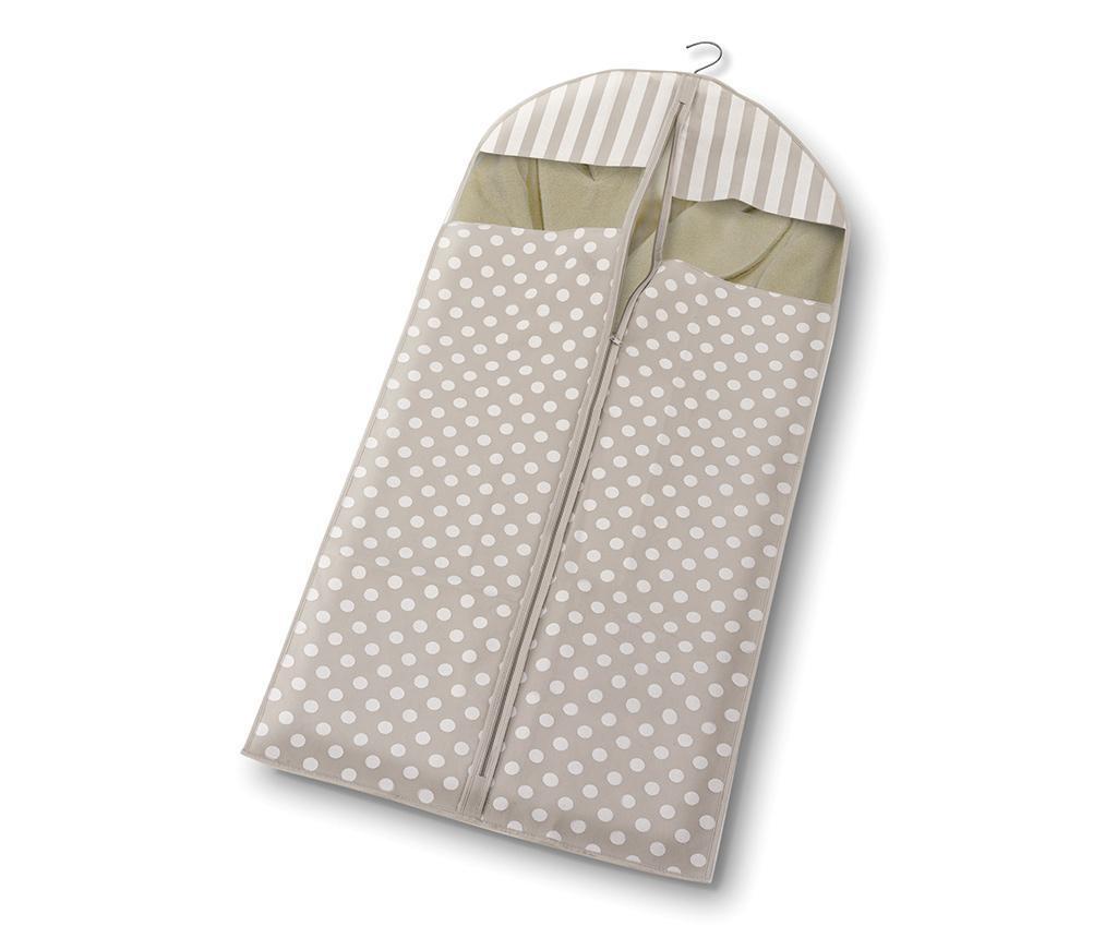 Husa pentru haine Trend 60x137 cm
