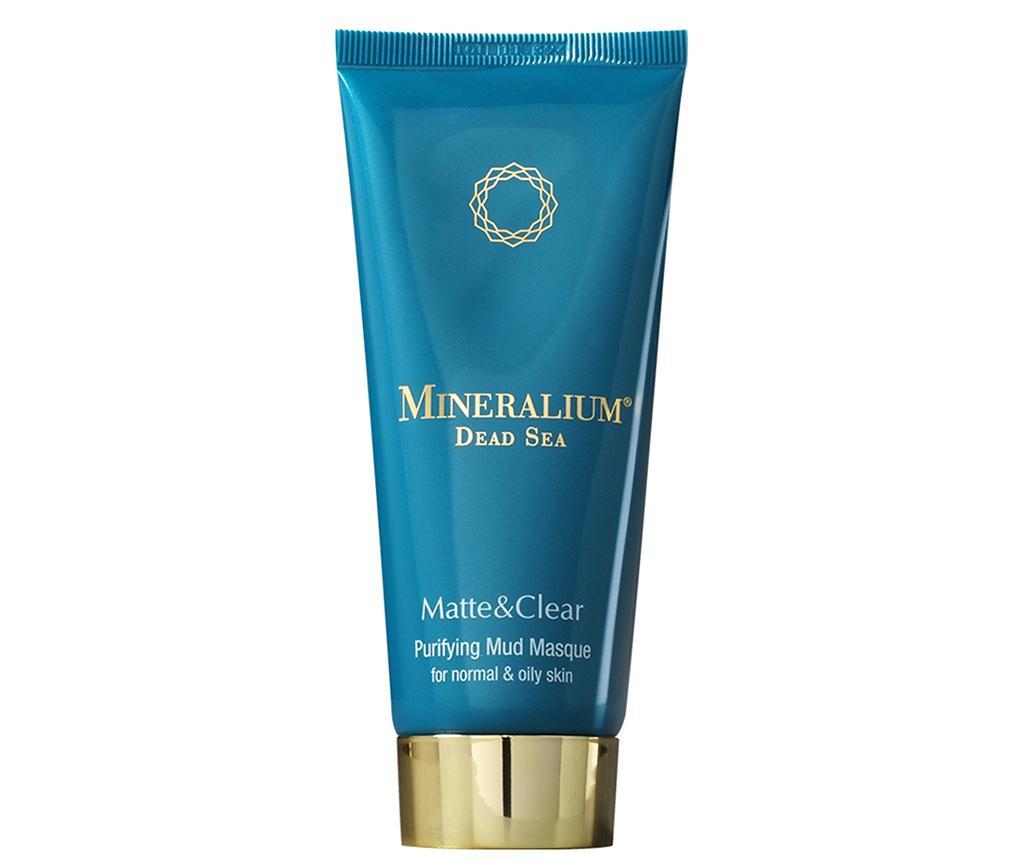 Čistící maska Mineralium Matte and Clear Normal and Oily Skin 100 ml