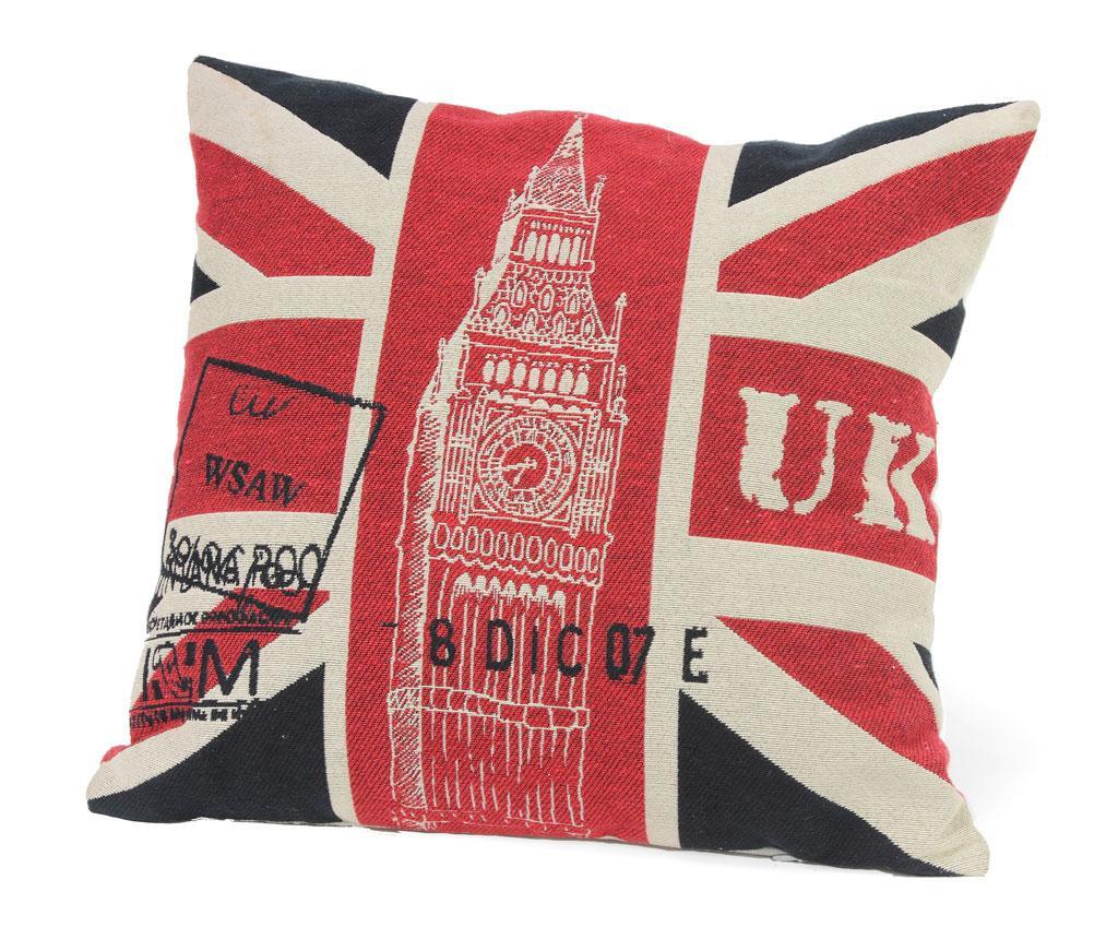 Dekorační polštář London 45x45 cm