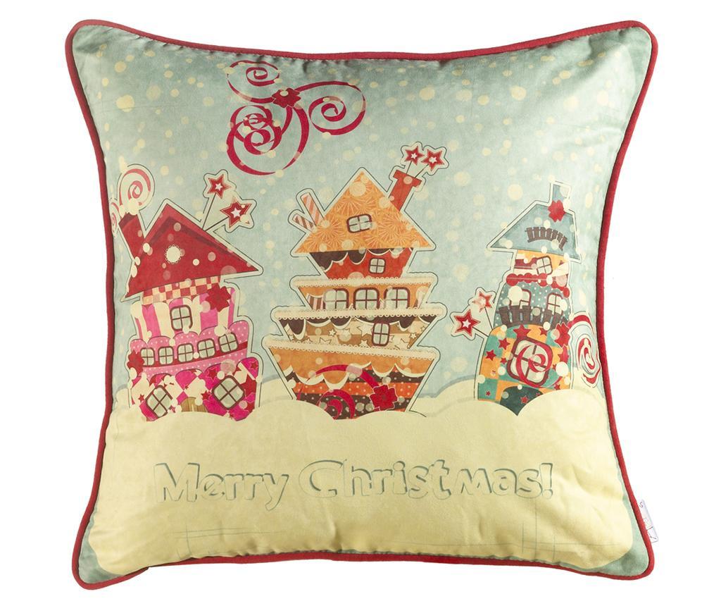 Poszewka na poduszkę Sweet Christmas 43x43 cm