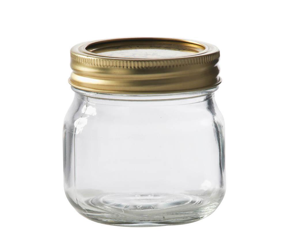 Staklenka s   poklopcem Preserve 250 ml