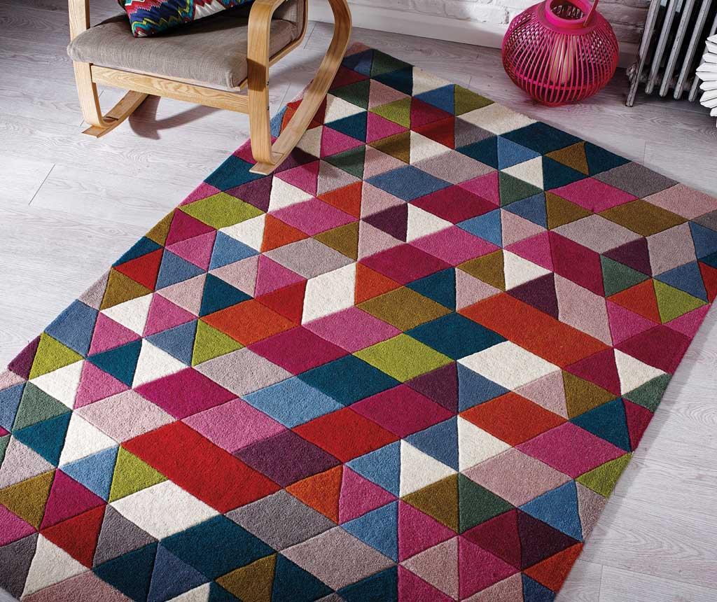Covor Prism Pink 160x220 cm