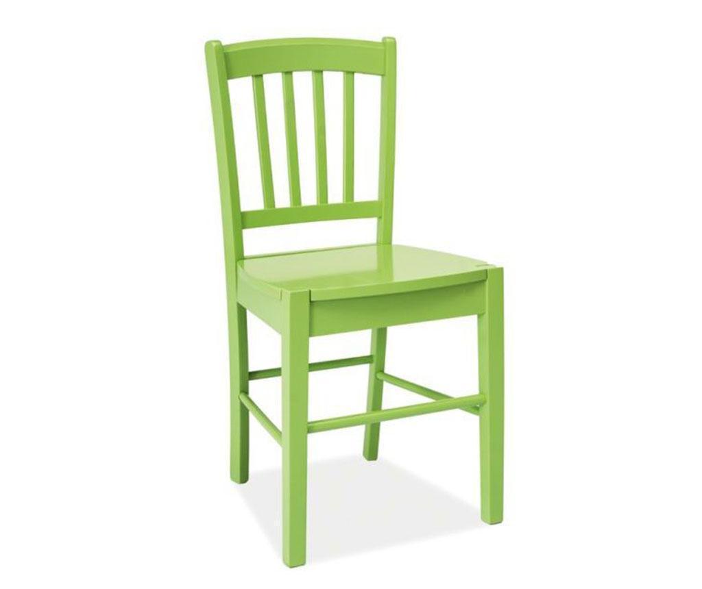 Scaun Striped Green