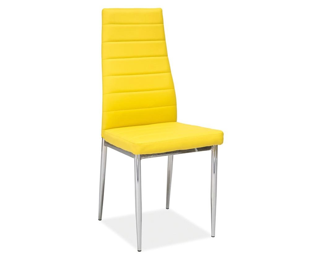Berta Yellow Szék